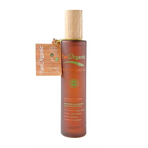 Tanorganic huile auto bronzante 1OOml