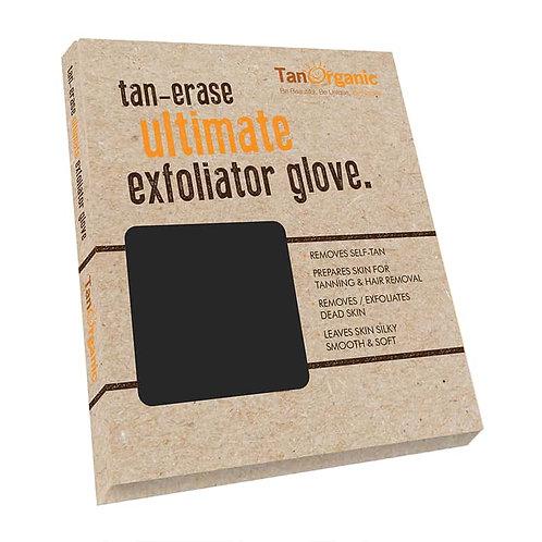 Tanorganic gant exfoliant