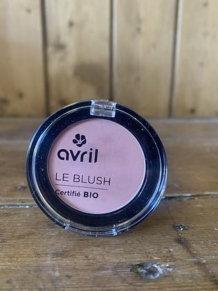 blush rose nacré