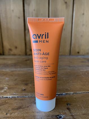 crème anti âge homme