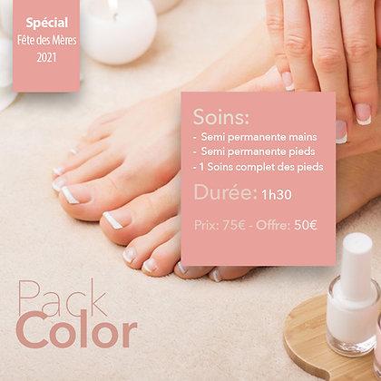 Pack Color - Fête des mères