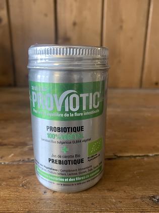 Pré et probiotique gelules