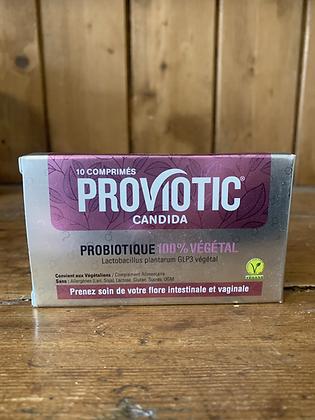 Probiotique candida