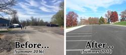 Fresh Parking Lot & Roadways