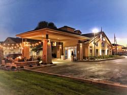 Outside Twilight Country Inn