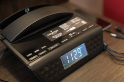 Guest Room - Radio Phone Charger