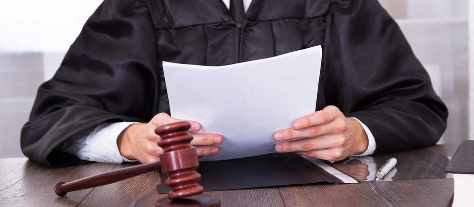 Sus derechos en la Corte de su caso criminal