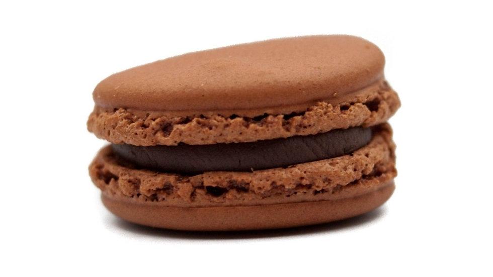 [Box of 8] Infinitely Chocolate Macarons