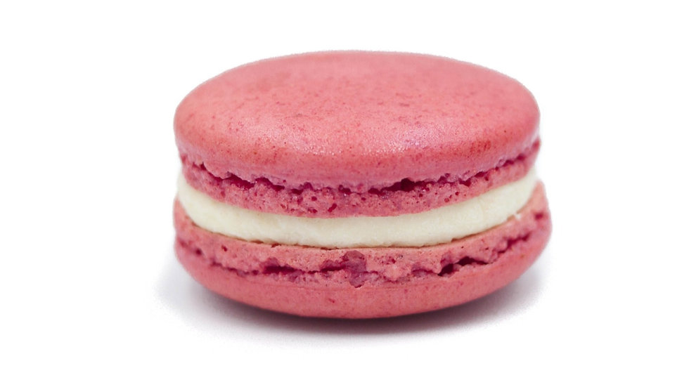[Box of 8] Ispahan Macarons
