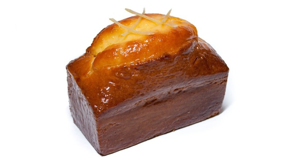 Lemon Gâteau de Voyage (Pound Cake)