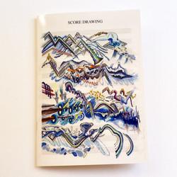 "my art book ""SCORE DRAWING"""