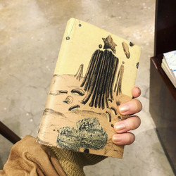 FOLK old book store8周年企画「約50人のブックカバー