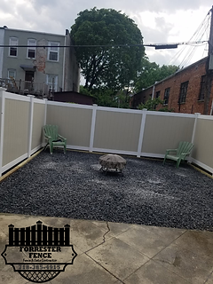 PVC by Forrester Fence Co. (718) 385-4915