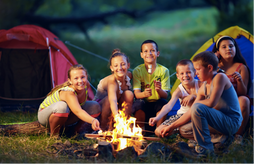 Keep Calm and go Camping with Kids!