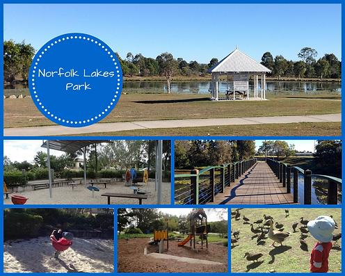 Narangba Norfolk Lakes Parks