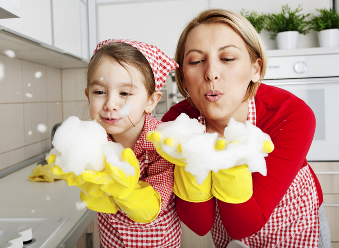 Ten Tips for Quick and Easy Cleaning