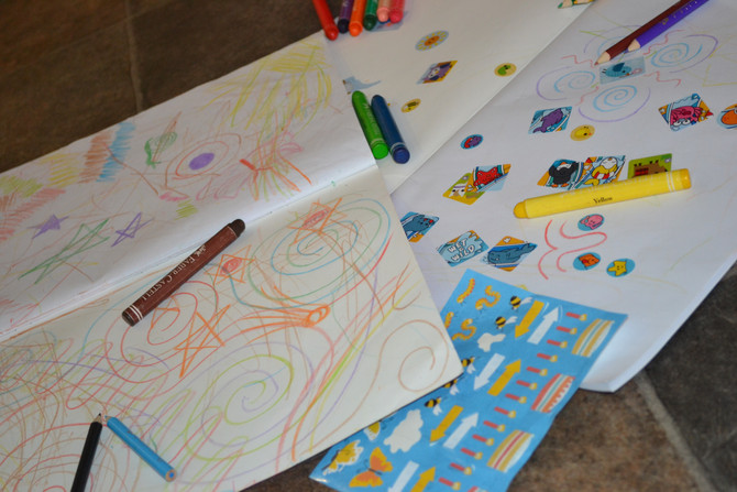 Tinkering with toddlers