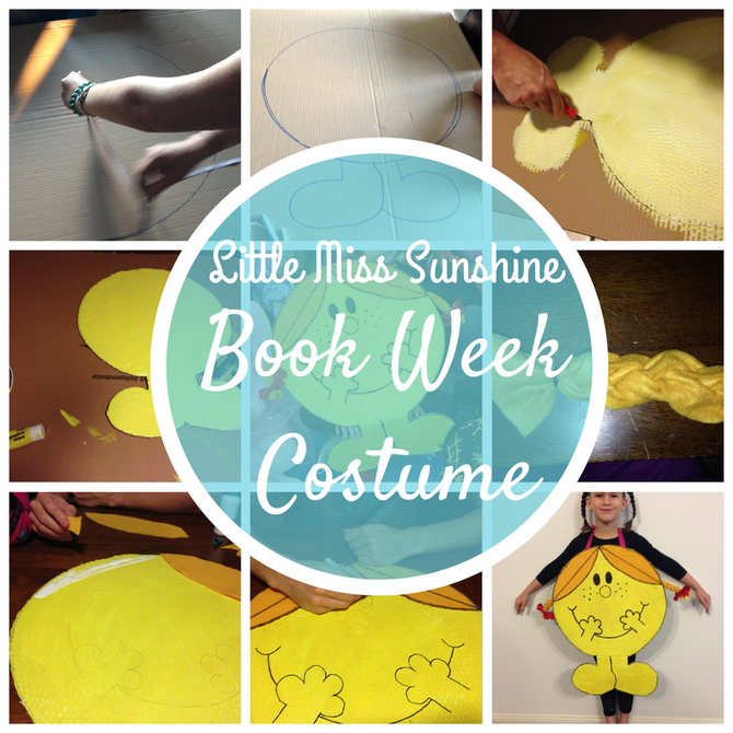 Book Week - Simple Costume Ideas.