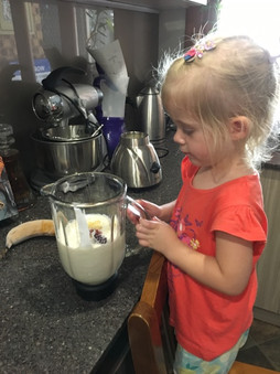 Bowls, baking and beyond: Cooking with toddlers