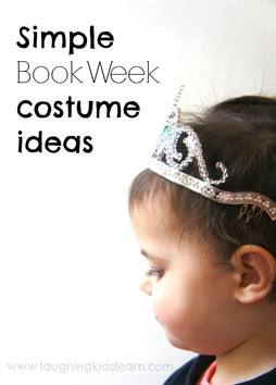 Eeek! It's Book Week!
