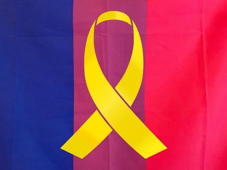 Por que Setembro Amarelo precisa ter tons de rosa, roxo e azul?