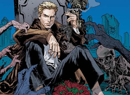 Constantine não será bissexual na série televisiva