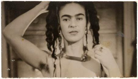 Fotos de Frida Kahlo até novembro no Museu Oscar Niemeyer