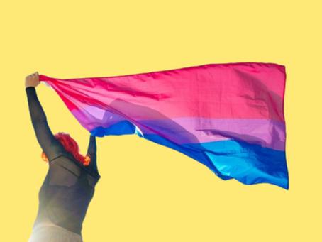 Visibilidade Bissexual e Prevenção ao Suicídio - Duas pautas que se atravessam no mês de Setembro
