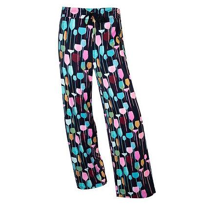 Wine Glass Pajama Pants