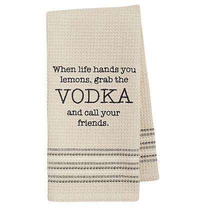 Vodka Waffle - Weave Towel