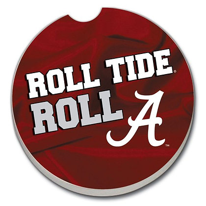 Car Coaster - University of Alabama Roll Tide Roll