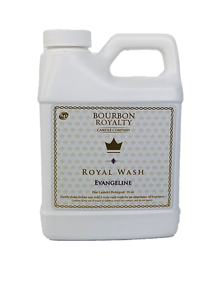 Royal Wash Laundry Detergent - 16 oz