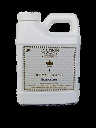 Royal Wash Laundry Detergent - 16 oz