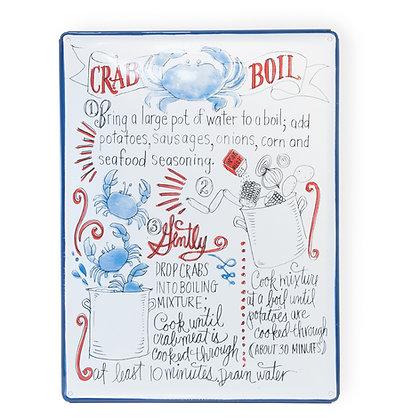 Crab Boil Sign