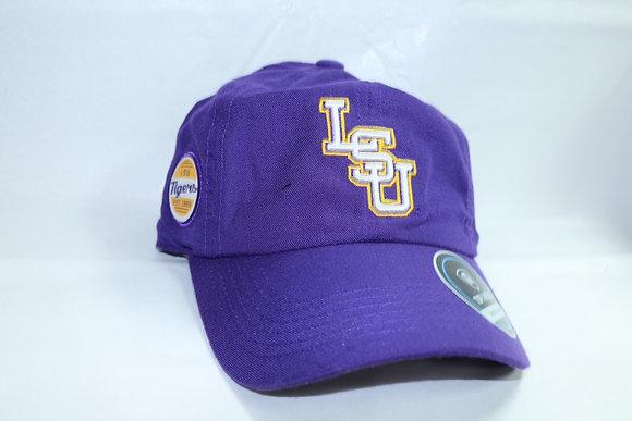 LSU Purple Baseball Cap