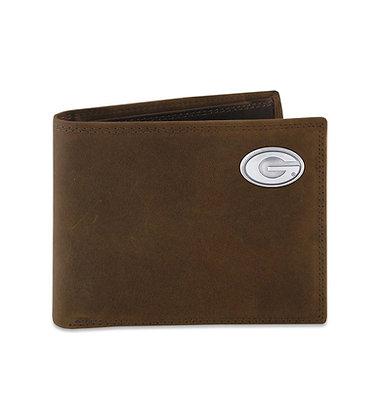 University of Georgia Bi Fold Wallet