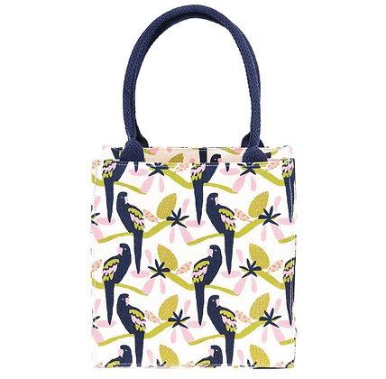 Tropical Parrot Bag