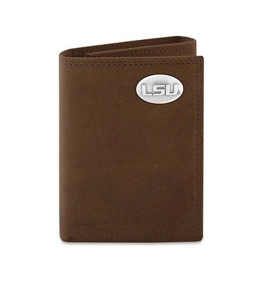 Louisiana State University Tri Fold Wallet