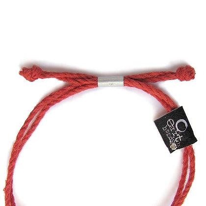 Orange Beach Bracelet - Red