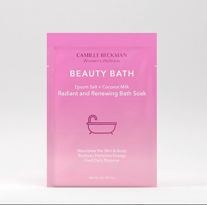 Beauty Bath - Radiant and Renewing Bath Soak
