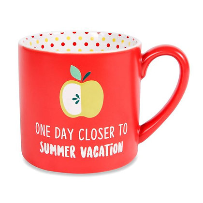 One Day Closer Mug 15 oz