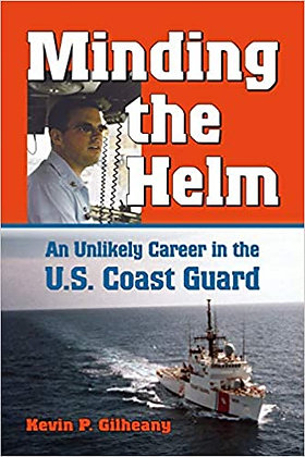 Minding the Helm: An Unlikely Career in the U.S. Coast Guard