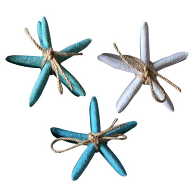 3 Assorted Starfish Bundles