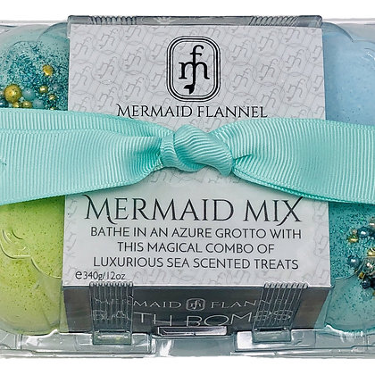 Mermaid Magic Bath Bomb 6 pack