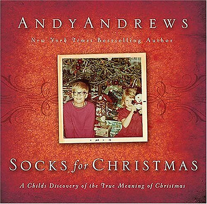 Socks for Christmas by Andy Andrews