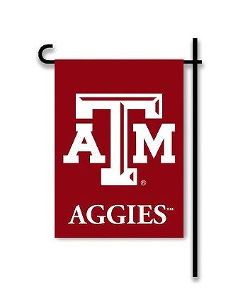 Texas A&M Aggies 2-Sided Garden Flag