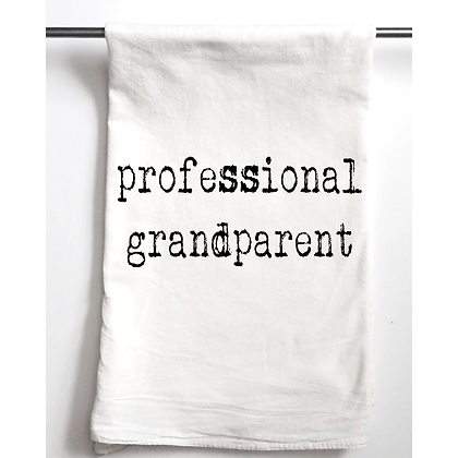 Professional Grandparent Kitchen Towel