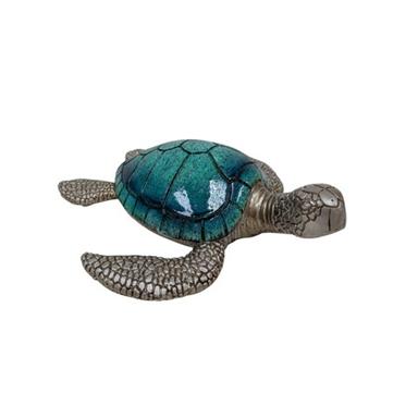 Medium Resin Sea Turtle