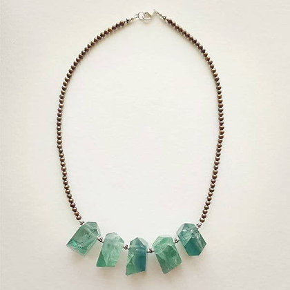 Land and Sea Necklace