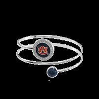 Auburn University Bell Wrap Bracelet